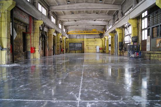 бетонный промышленный пол Мастер Топ 450 на ООО «Старлесс-Трейд»