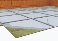 Rockwoll теплоизоляция потолка